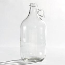 12 oz Glass Handleware, Round, Flint, 28-405