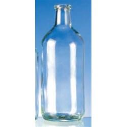 500 ml Glass Type 1 Vial, Round, Flint, 30-2710