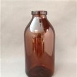 250 ml Glass Type 1 Vial, Round, Flint, 32mm finish