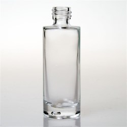 30 ml Glass Cylinder, Round, Flint, 18-415