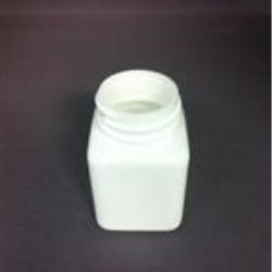60 cc HDPE Packer, Square, 33-400,