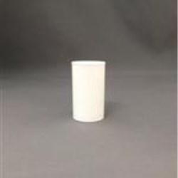 7 dram HDPE Vial, Round, 28.9Plug, No Cap