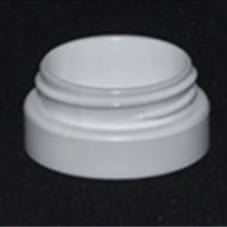 0.375 oz P/P Jar, Round, 38mm Special, Straight Base