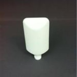 0.5 oz LDPE Tottle/Tube Bottle, Oval, 13-415Special, ,