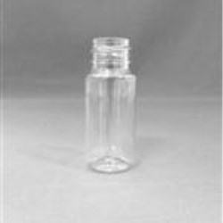 0.5 oz PET UVI Cylinder, Round, 20-410, ,