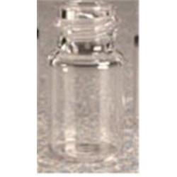 20 ml PETG Vial, Round, 20-415, Sterile ,