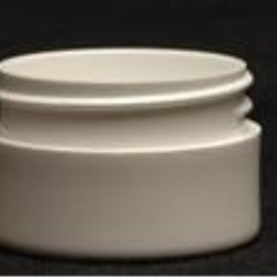 0.5 oz P/P Jar, Round, 43-400, Heavy Wall Straight Sided