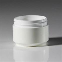 0.75 oz P/S P/P Jar, Round, 53-400, Beveled