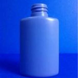 1.33 oz HDPE Straight Sided, Oval, 18-410, ,