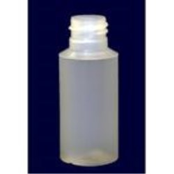 1 oz LDPE Cylinder, Round, 20-410,