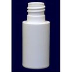 1 oz P/P Cylinder, Round, 20-415, Short