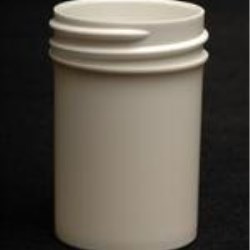 1.25 oz P/P Jar, Round, 38-400, Regular Wall Straight Sided