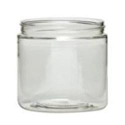 1 oz PET Jar, Round, 38-400,