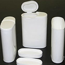 50 ml P/P Straight Sided, Oval, Special, ,