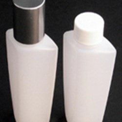 2 oz HDPE Reverse Tapered, Triangle, 20-415,