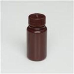 60 ml HDPE Boston Round, Round, 20-415, W/ Cap Attached ,