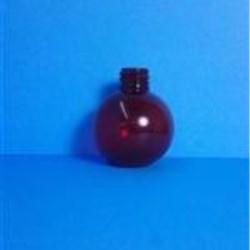 2 oz PVC Convex, Round, 20-410,