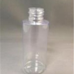 2 oz PVC Cylinder, Round, 24-410, No Glug