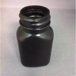 60 ml HDPE Packer, Oblong, 33-400, Control ID