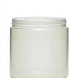 2 oz P/P Jar, Round, 38-400,