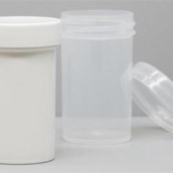 2 oz P/S Jar, Round, 43-400,