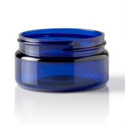 2 oz PET Jar, Round, 58-400, Straight Sided