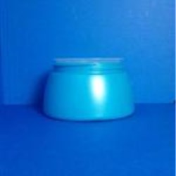 75 ml P/P Inch HDPE Out Jar, Purple Out Round, 70-400, Bungee