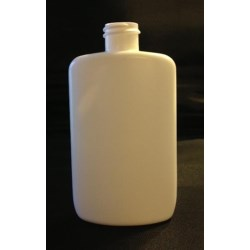 3 oz HDPE Straight Sided, Oval, 20-410,