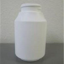 112 cc HDPE 50%PCR Packer, Round, 33-400,