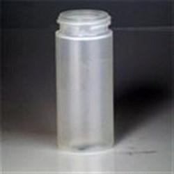 3.37 oz P/P Jar, Round, 43-485, Flamed