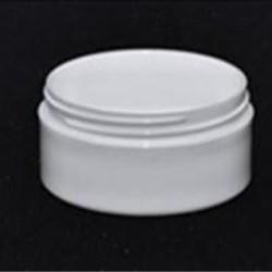 3 oz P/S Jar, Round, 70-400, Heavy Wall