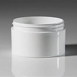 3 oz P/P Jar, Round, 70-400, Heavy Wall