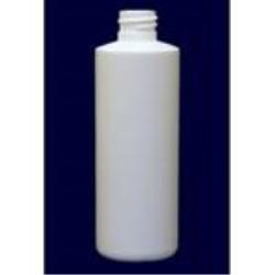 4 oz LDPE Cylinder, Round, 20-410,
