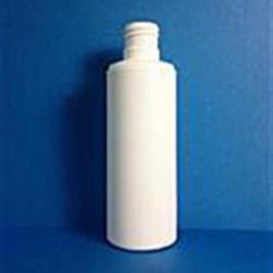 4.5 oz HDPE Cylinder, Round, 22-415, ,