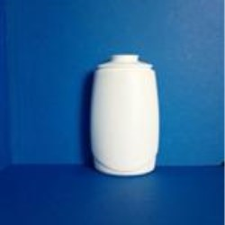 4 oz HDPE Convex, Oval, 24-400Special, ,
