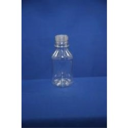 4 oz PET Long Neck, Round, 28PCO, ,