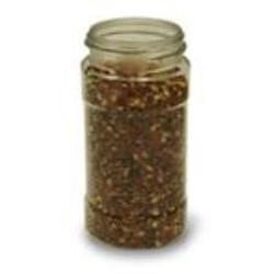 4 oz PET Jar, Round, 43-485, Round Base