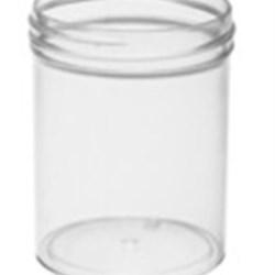 4.25 oz P/P Jar, Round, 58-400,