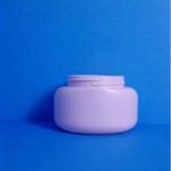 4 oz HDPE Jar, Oval, 58-400,