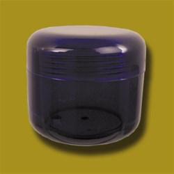 4 oz SAN Jar, Round, 63-400,