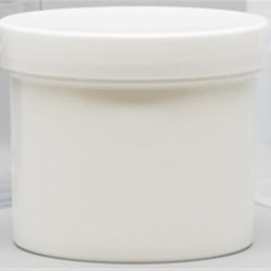 4 oz P/P Jar, Oblong, 70-400, Straight Sided