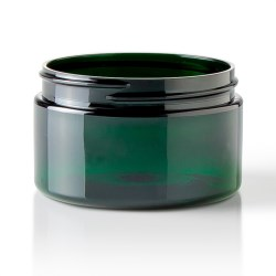 4 oz PET Jar, Round, 70-400, Straight Sided
