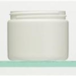 4 oz HDPE Jar, Round, 70-400, Straight Sided