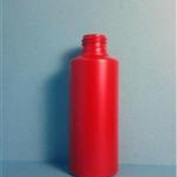 5 oz HDPE Cylinder, Round, 22-410Special, Straight Sided Fat Hair Potion