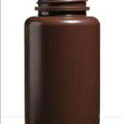 150 cc HDPE Jar, Round, 38-400, Straight Sided