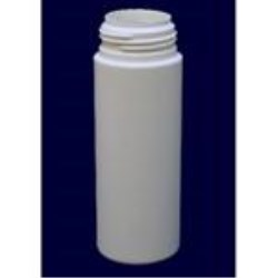 150 oz HDPE Cylinder, Round, 43-430Special ,