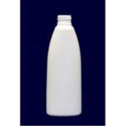 6 oz HDPE Tapered, Oval, 24-410, ,