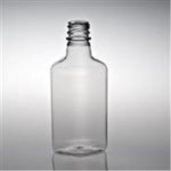 200 ml PET Long Neck, Oval, 28Kerr, ,