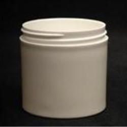 6 oz P/P Jar, Round, 70-400, Heavy Wall Straight Sided