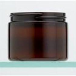 6 oz PET Jar, Round, 70-400, Straight Sided